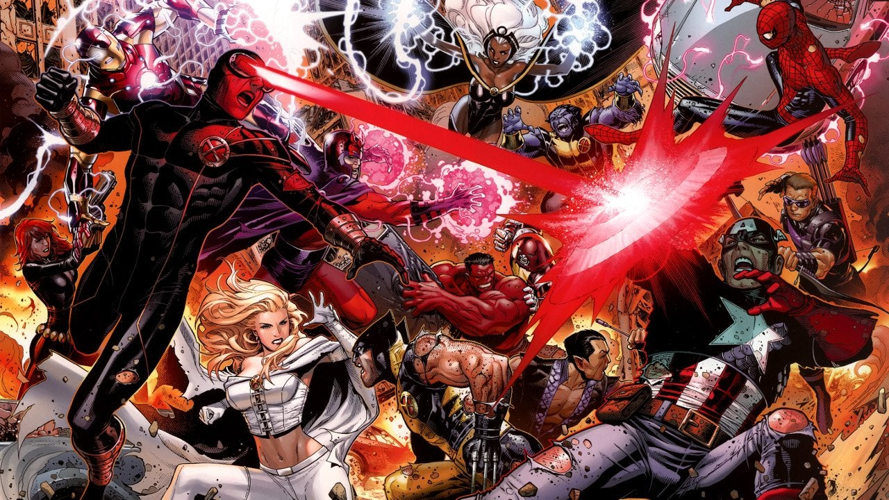 fox and marvel have started getting along making an avengersx men crossover more likely the independent