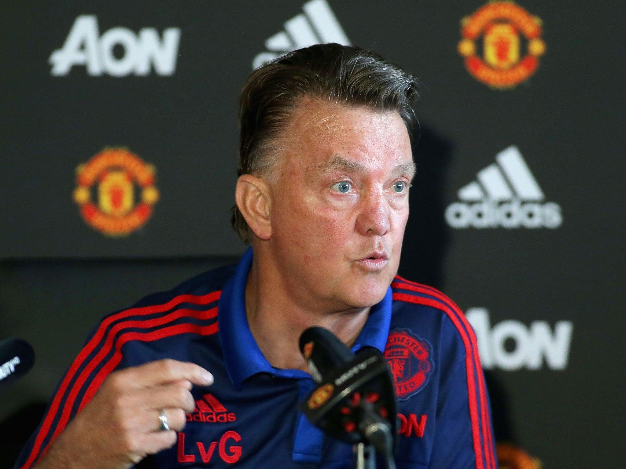 Louis Van Gaal 'blames Paul Scholes' And Manchester United
