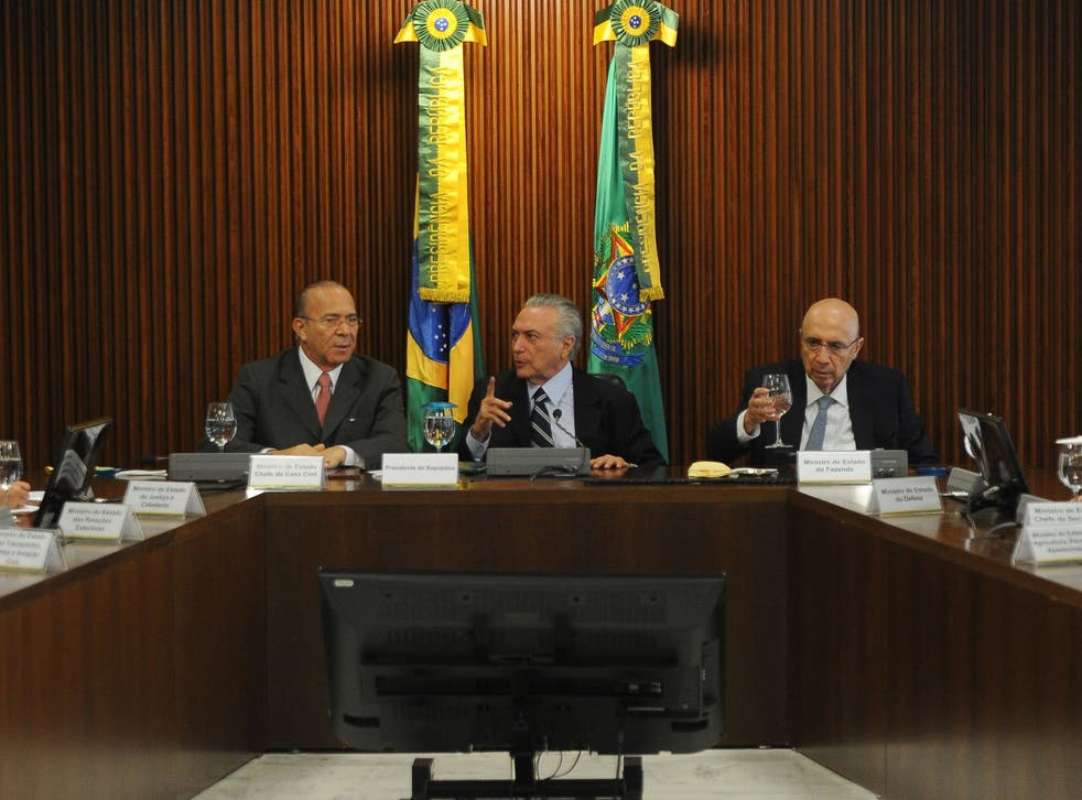 President Michel Temer appointed his new administration last Friday, claiming he sought to resuscitate the economy and avoid corruption