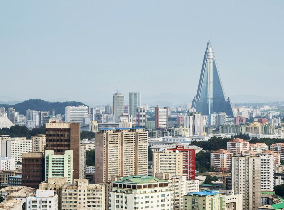 North Korea now has a 1 percent – and you'll find them in 'Pyonghattan'