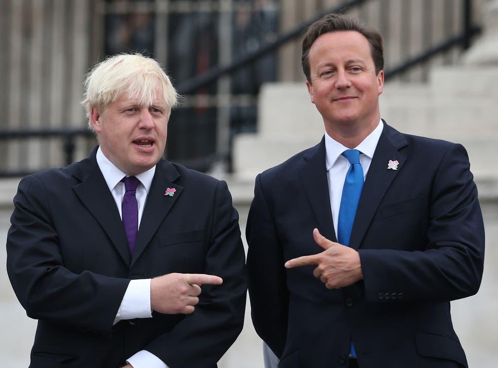 Boris Johnson has gone head to head against David Cameron in the Brexit debate