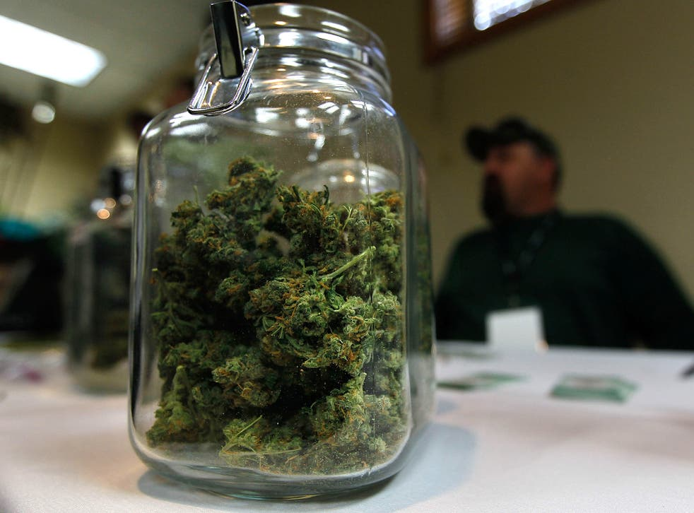 Colorado residents voted to legalise recreational use of marijuana for users over 21 years old in 2012