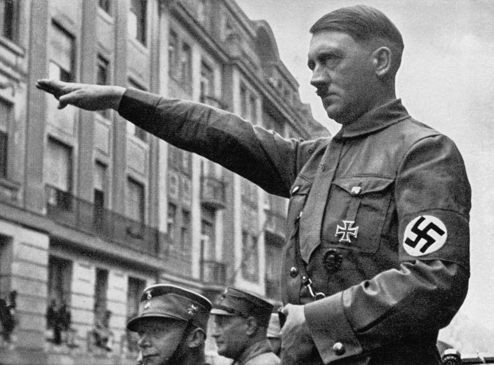 Hitler's addiction to heroin-like opiate largely to blame for erratic and paranoid behaviour towards the end of his life, book argues