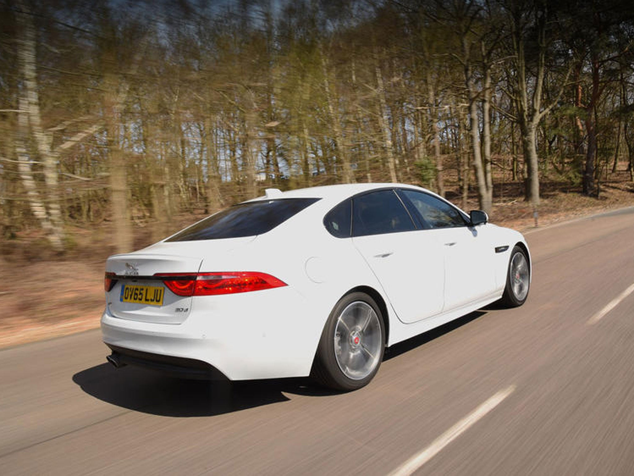 BMW 5 Series vs Jaguar XF vs Mercedes-Benz E-Class triple test: A