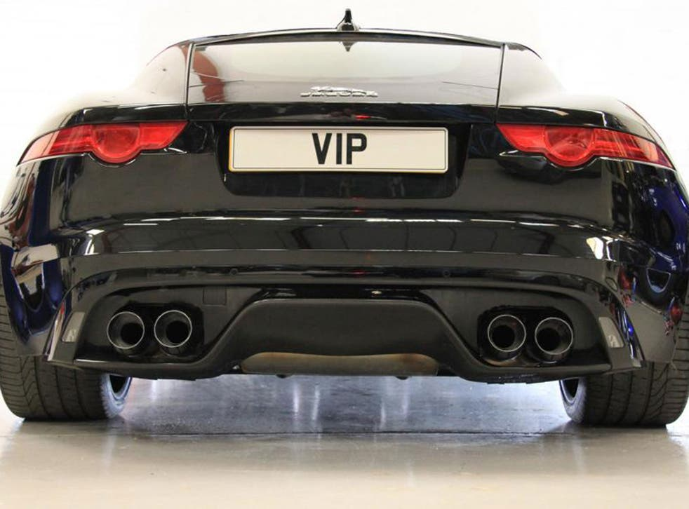 Predator packages start at £12,600 and can be fitted to any current model F-Type