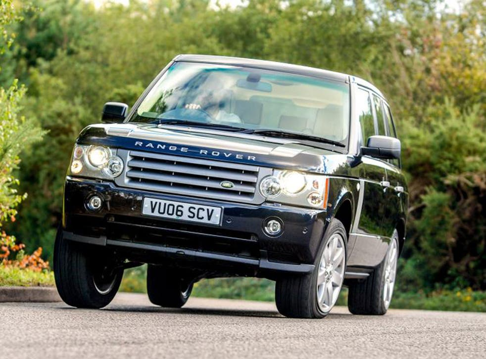 If you want the cachet, then a third-generation Range Rover will deliver that to your door, wherever you live