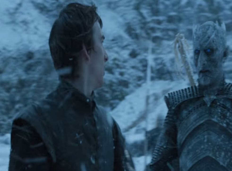Bran and the Night's King
