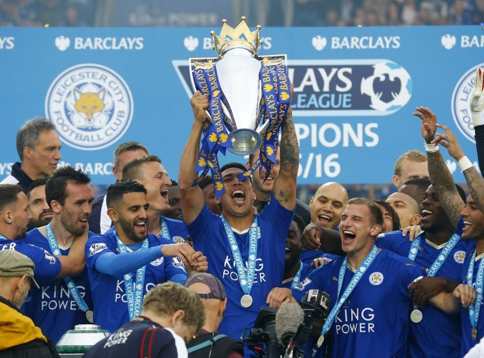 Can Claudio Ranieri's champions pull off another Premier League upset?