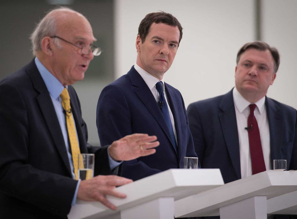 Speaking in a Ryanair hangar alongside his former adversaries, the Chancellor said 450 jobs and £1 billion in investment announced by the airline would be 'at risk if we left the EU'
