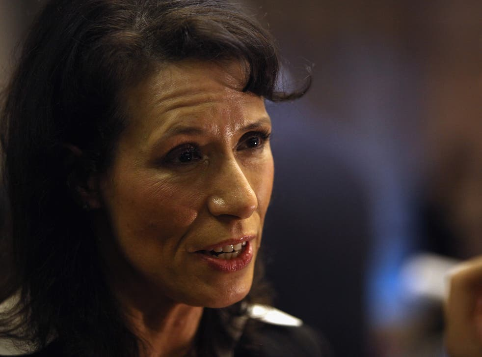 Shadow work and pensions secretary Debbie Abrahams will address the Labour conference in Brighton