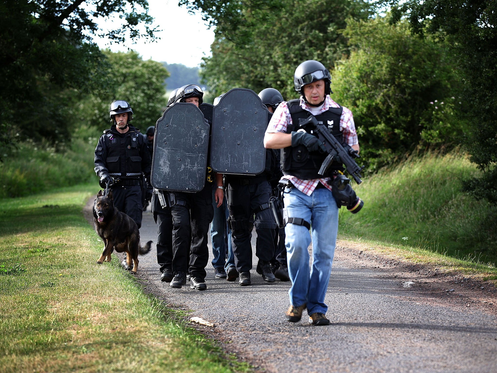 Unarmed rural police 'like sitting ducks' in event of major UK terror attack   The Independentindependent_brand_ident_LOGOUntitled