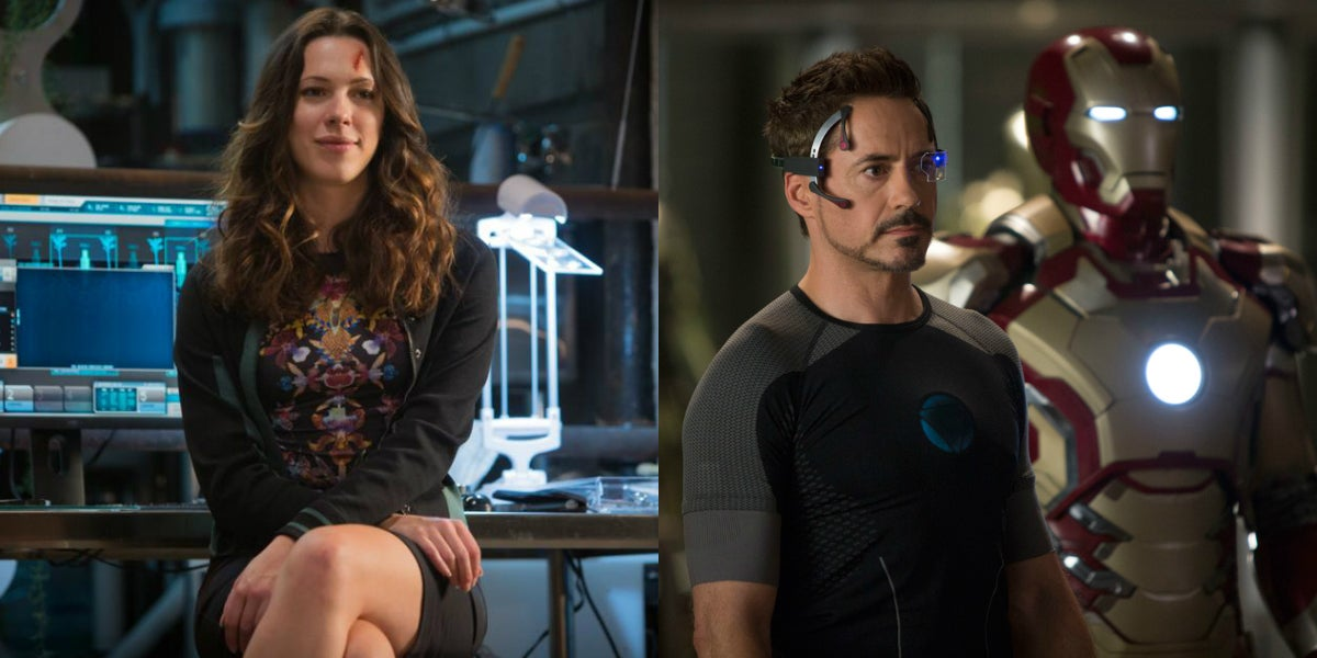 Iron Man 3: Rebecca Hall clarifies why Marvel reduced her