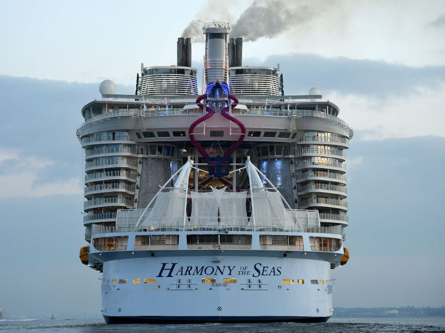 Harmony Of The Seas Everything You Need To Know About The Worlds