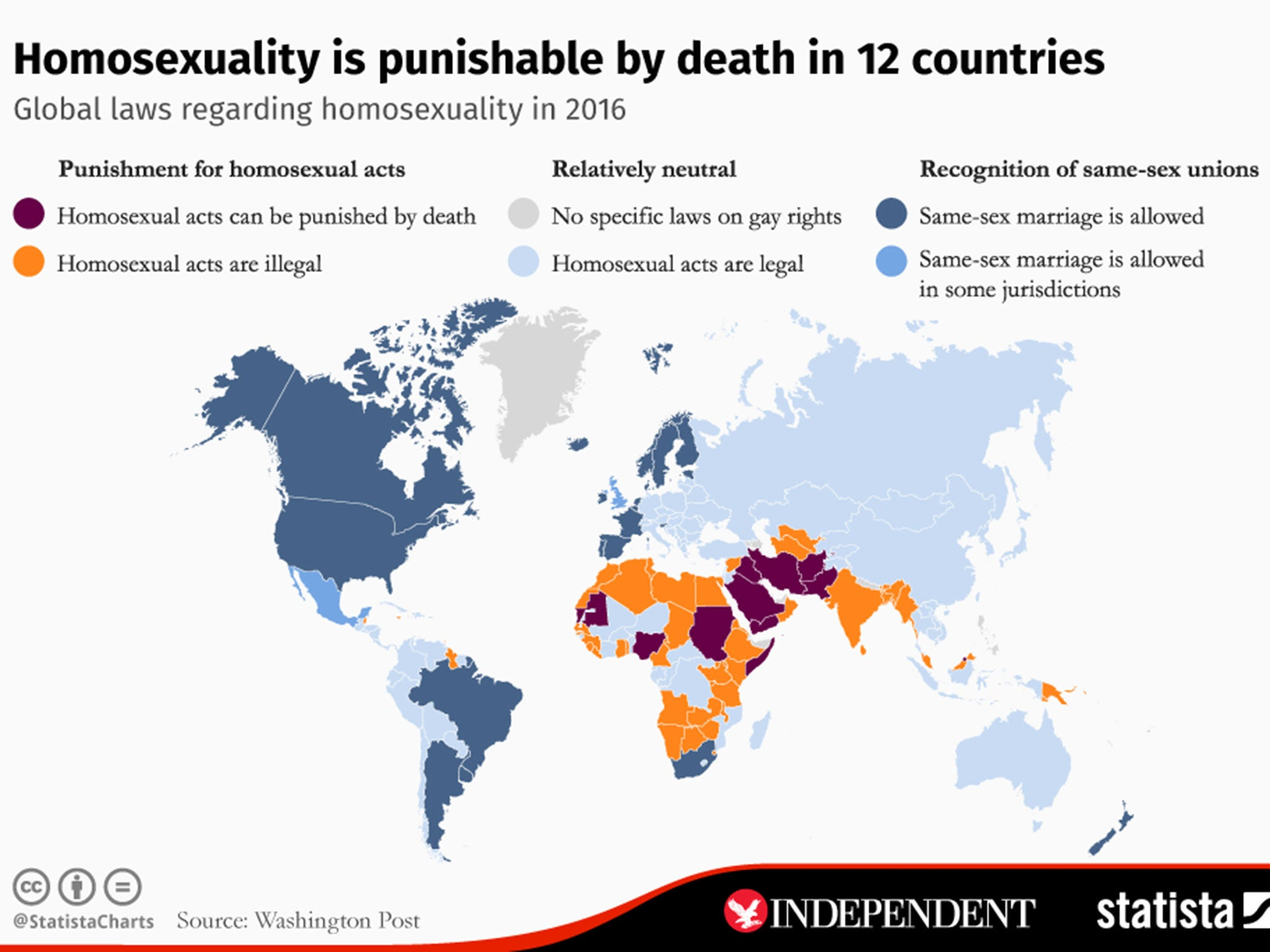 LGBT relationships are illegal in 74 countries, research ... on map of europe, map of oceans, map of canada, map of united kingdom, map of hemispheres, map of world, map of africa, map of continents, map of germany, map of philippines, map of romania, map of states, map of greece, map of bangladesh, map of mexico, map of brazil, map of asia, map of country, map of italy,