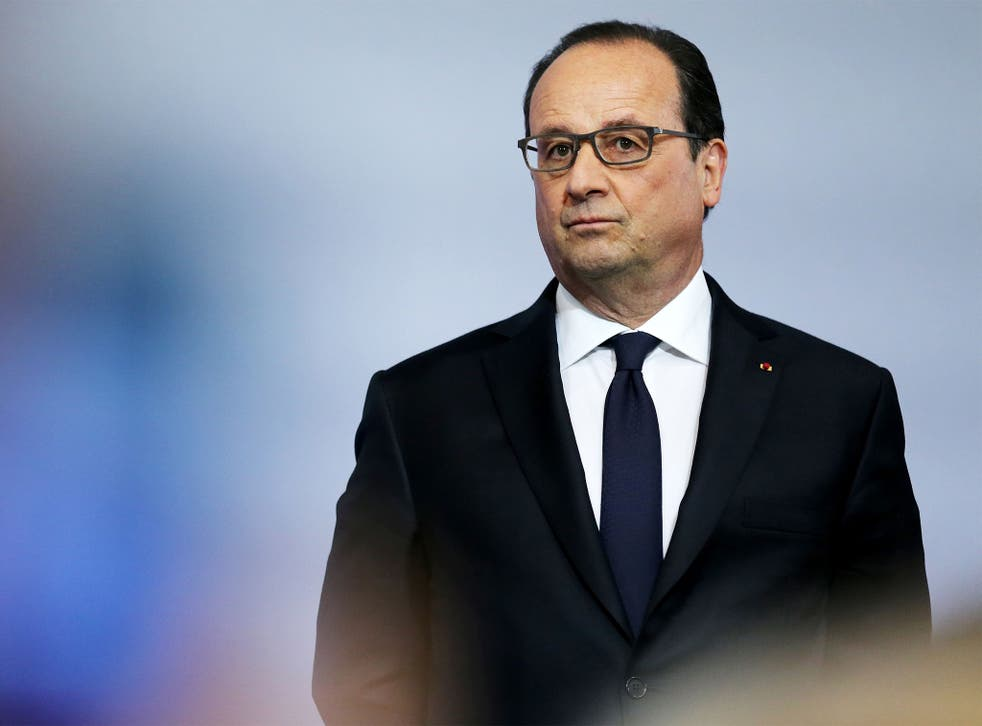 President Hollande's most candid interviews have been published in a new book