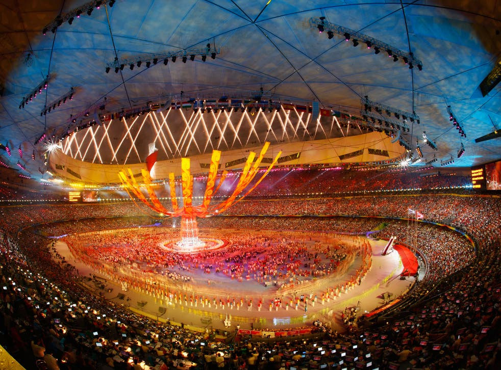 31 athletes have failed drug tests in retested samples from the 2008 Beijing Olympics