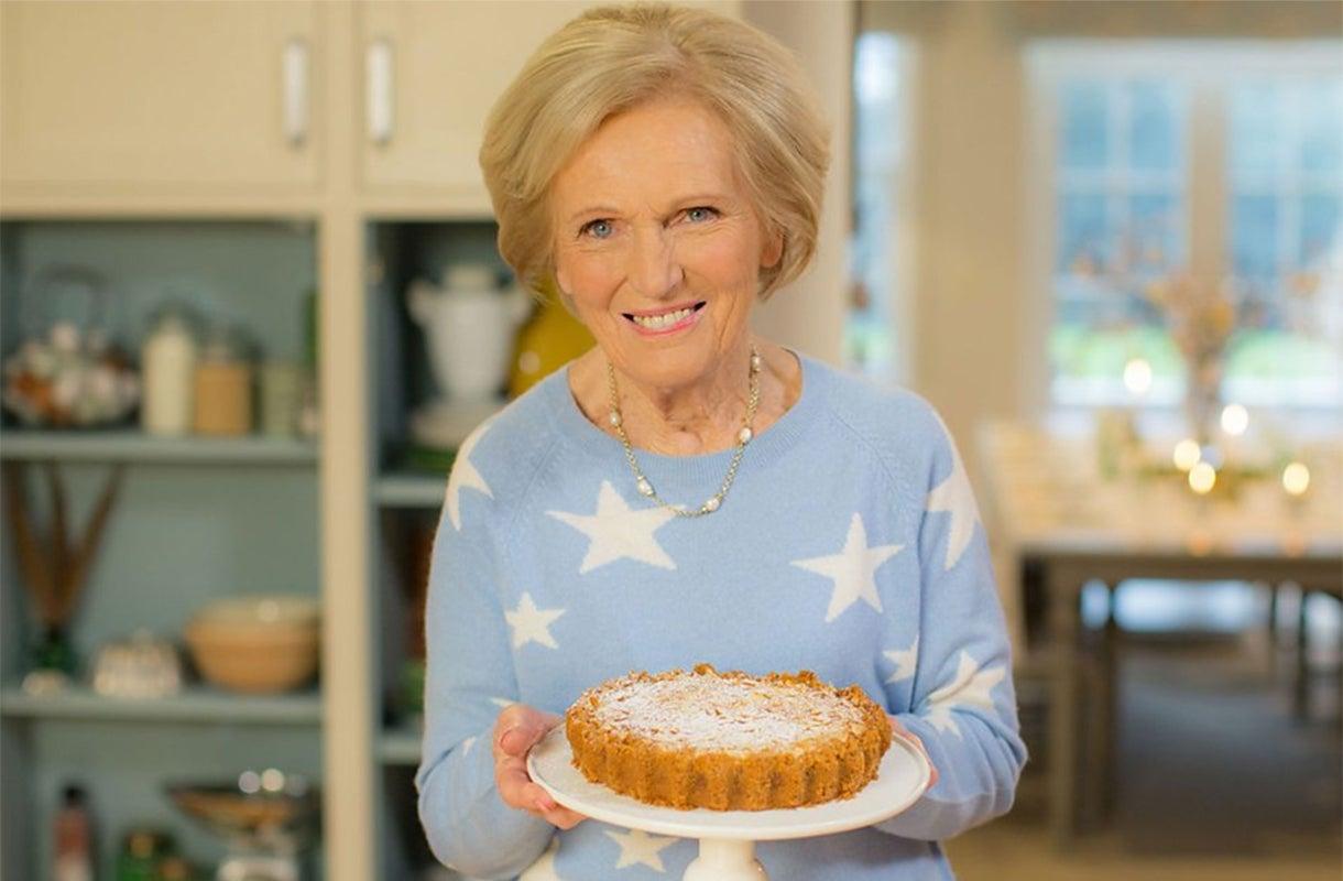 Mary Berry Tennis Cake Recipe