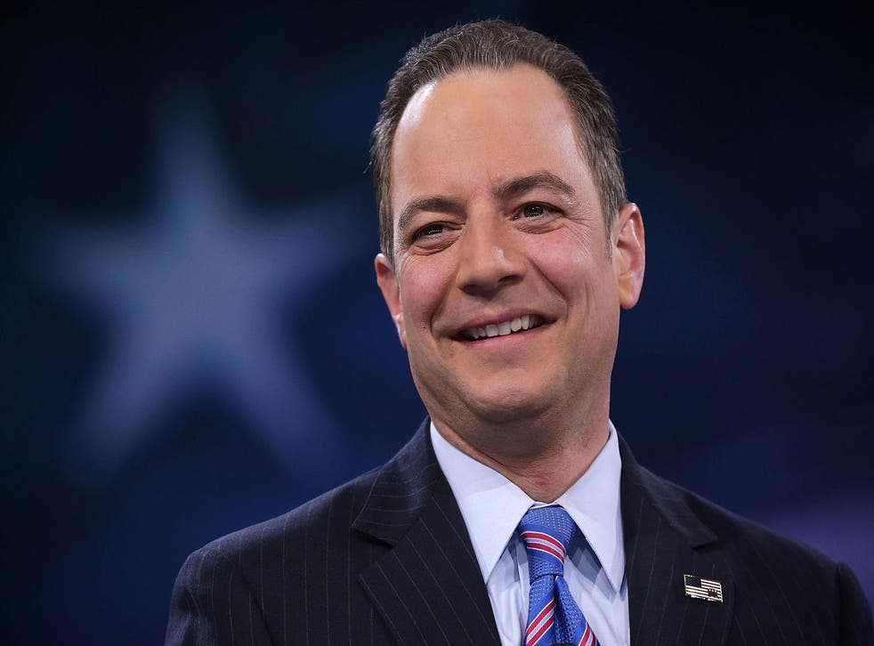 Priebus was picked from a shortlist that also included Mr Trump's controversial campaign CEO, Steve Bannon, who will instead be the President-elect's Chief Strategist