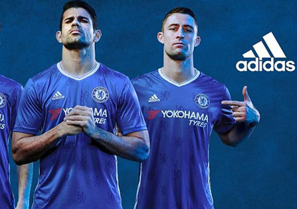 Chelsea  agree £60million-a-year kit deal with Nike  after early ... 3775a8536