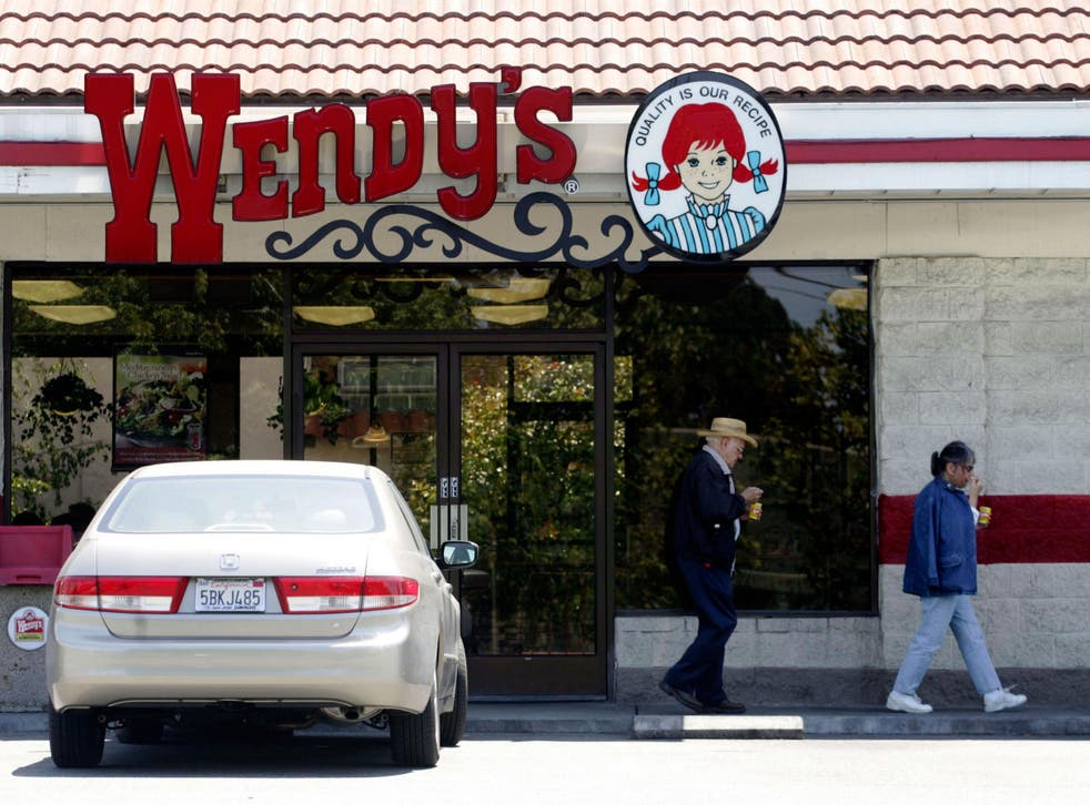 The majority of Wendy's outlets are operated as franchises