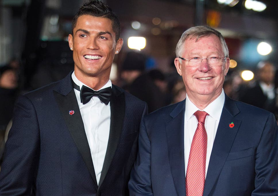 b14423b0ddc Sir Alex Ferguson believes Cristiano Ronaldo is better than Lionel Messi
