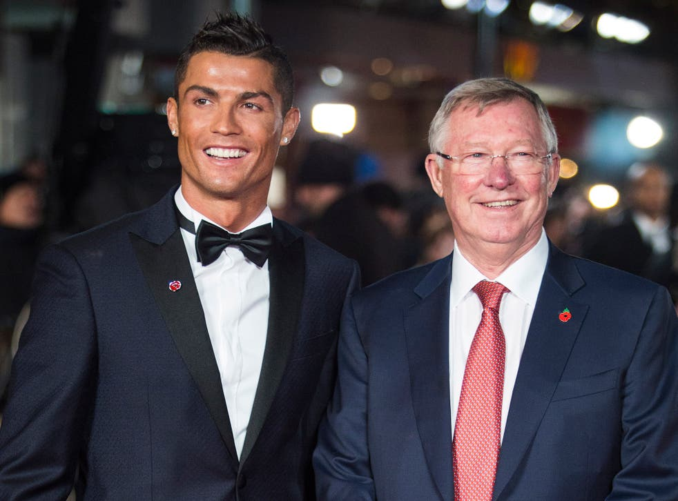 Sir Alex Ferguson believes Cristiano Ronaldo is better than Lionel Messi
