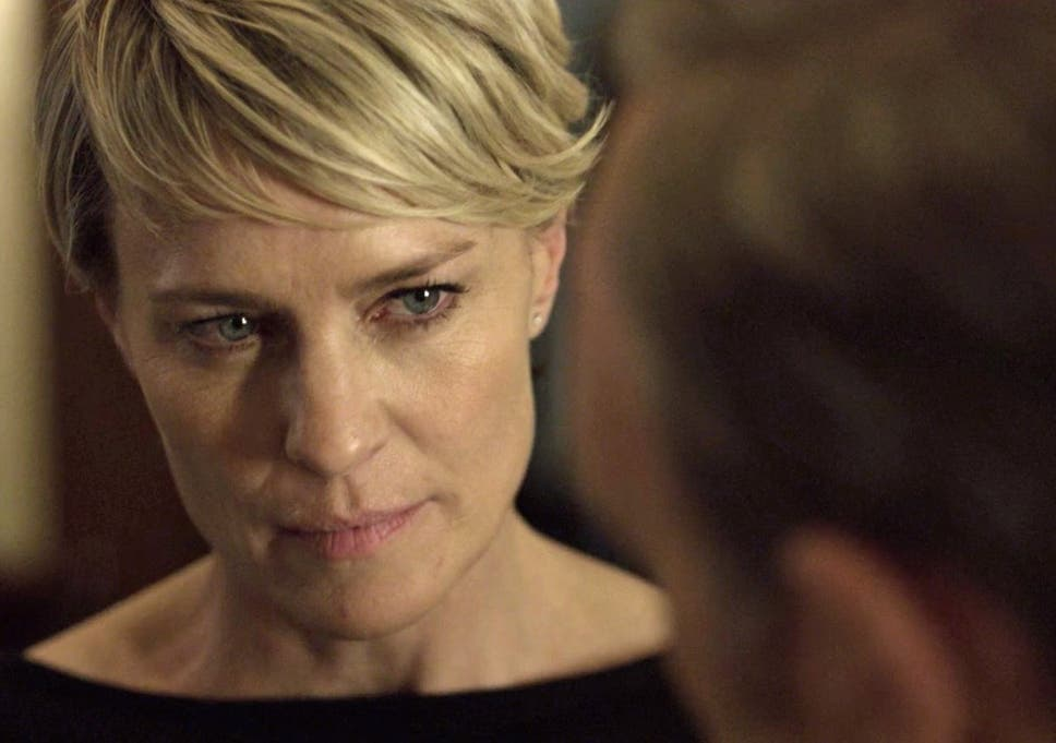 House Of Cards Robin Wright Had To Push For Equal Pay As Kevin