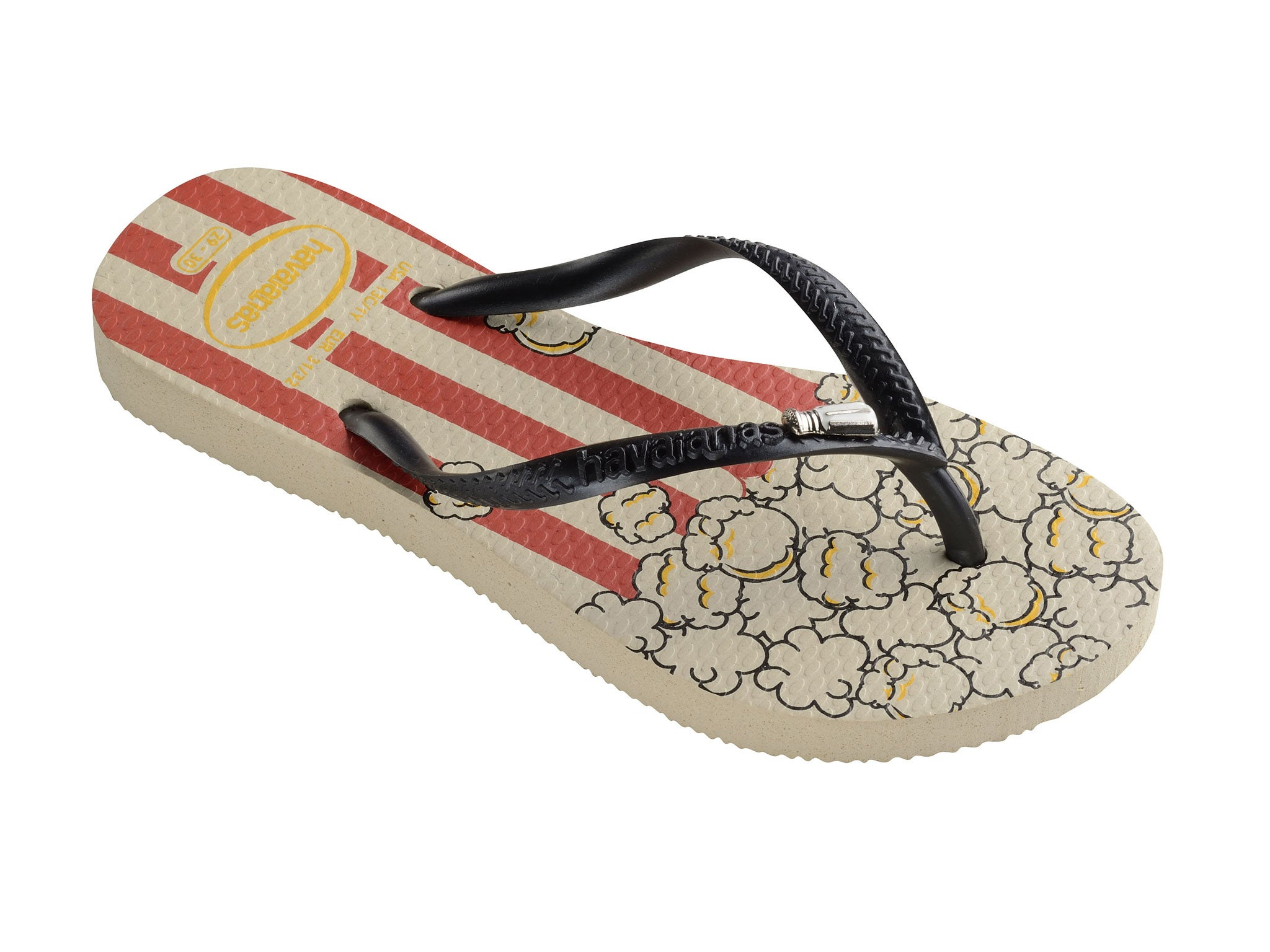 These flip-flops from Havaianas are hands-down the most comfortable on the  market. They have no shortage of fun 5f87a4c0681