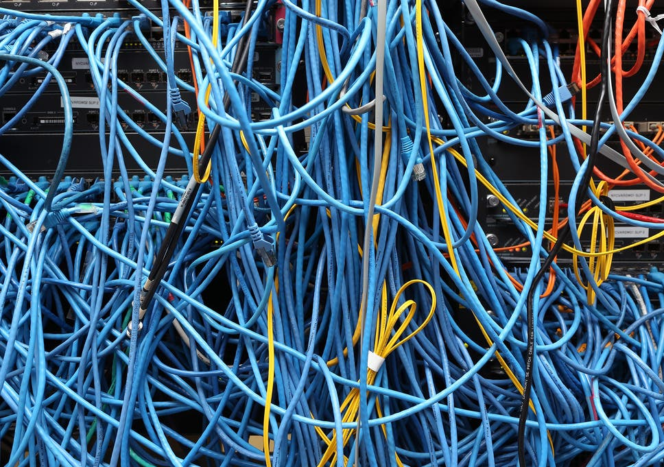 Internet outage takes down Twitter, Netflix, PayPal and many