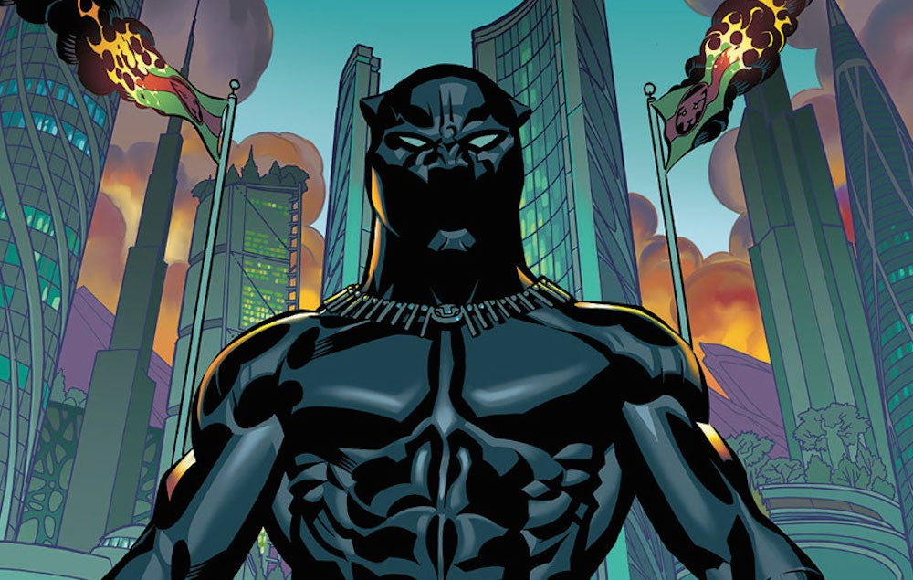Ta-Nehisi Coates' Black Panther is this year's best selling comic