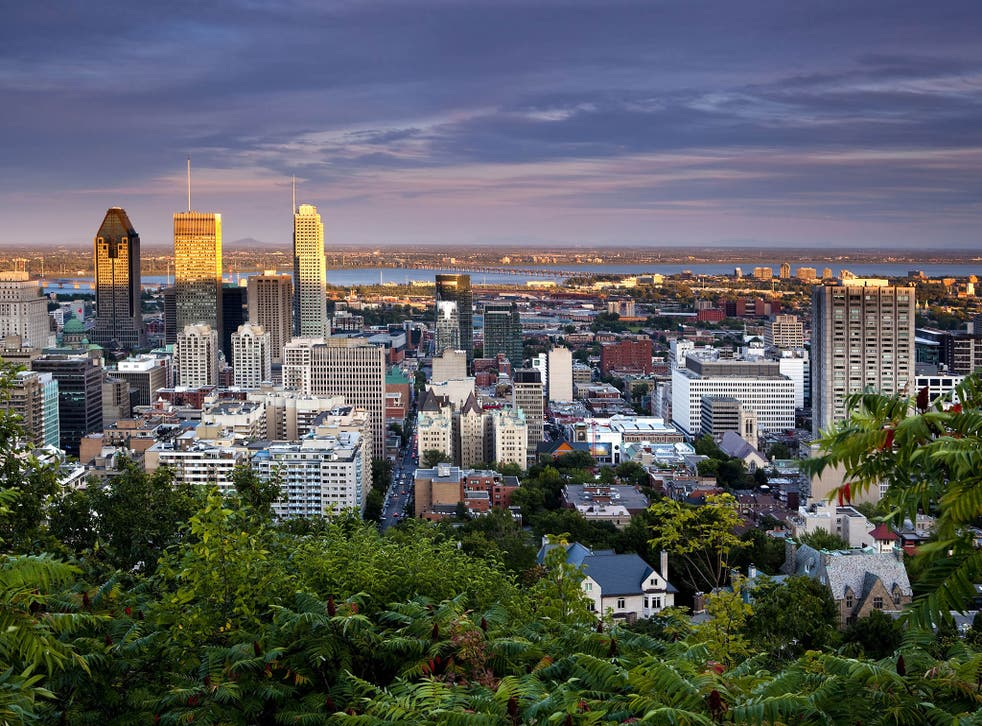 Montreal, Canada, knocks Paris off the top spot for best university city in the world, thanks to high immigration rates and affordable living