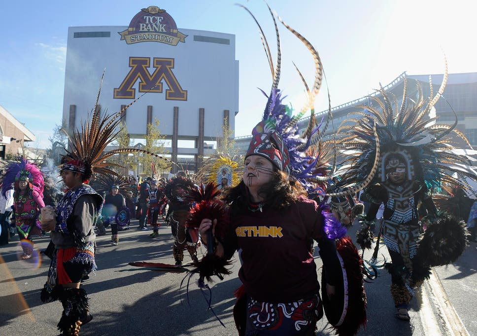 This Thanksgiving, Native Americans will be insulted in the most
