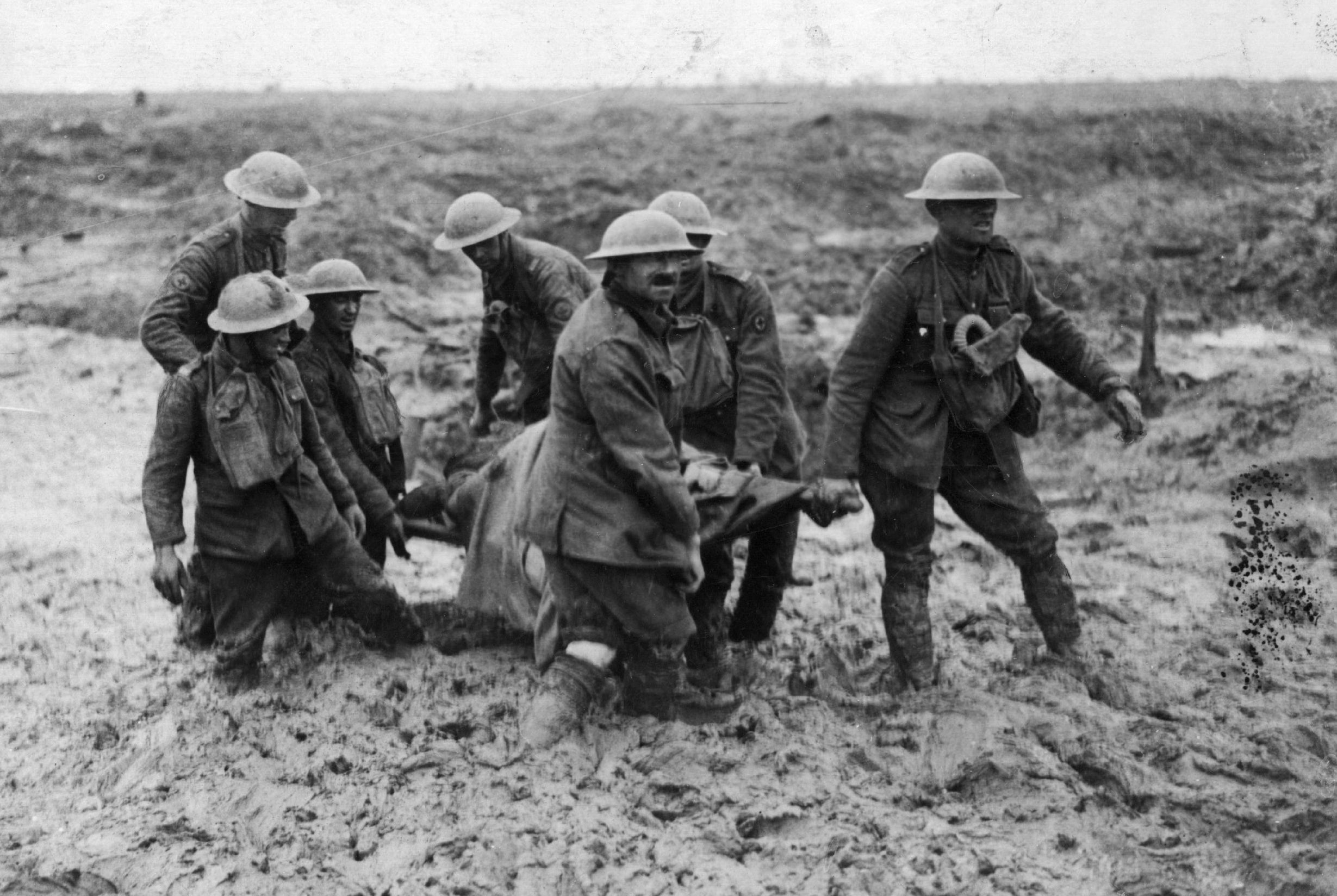 Passchendaele 100th anniversary why was this one of the most brutal battles of the first world war
