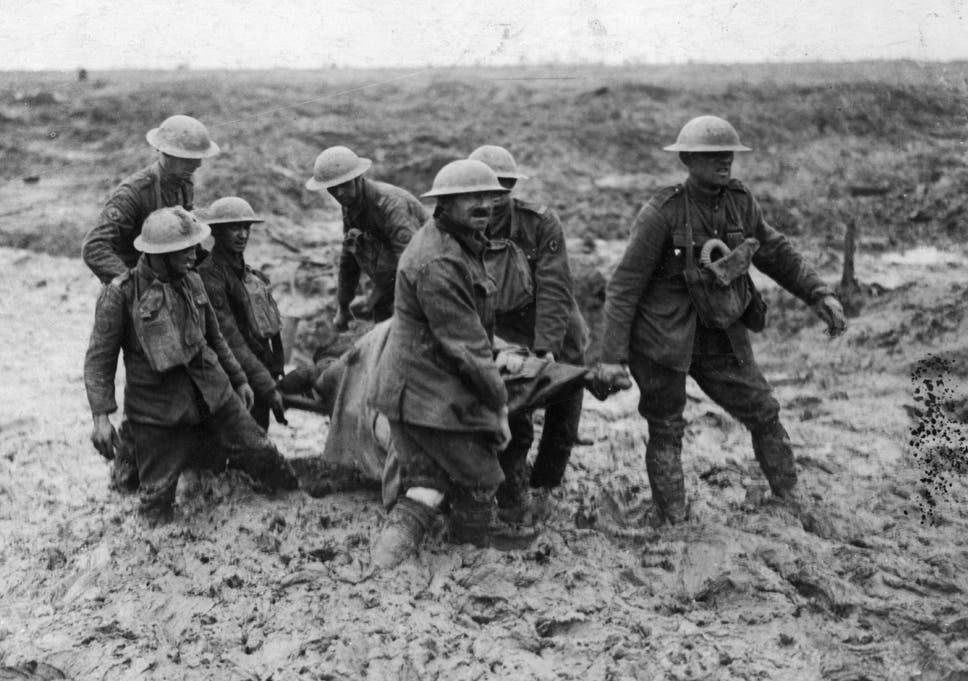 Passchendaele 100th Anniversary Why Was This One Of The