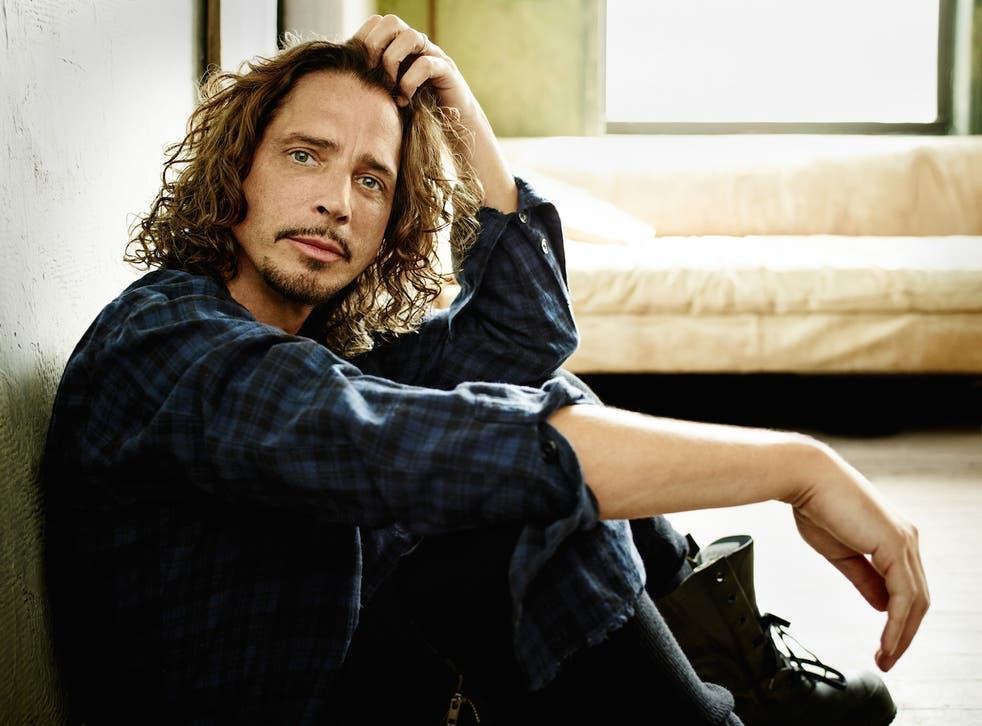 Chris Cornell has mastered the art of solo performance
