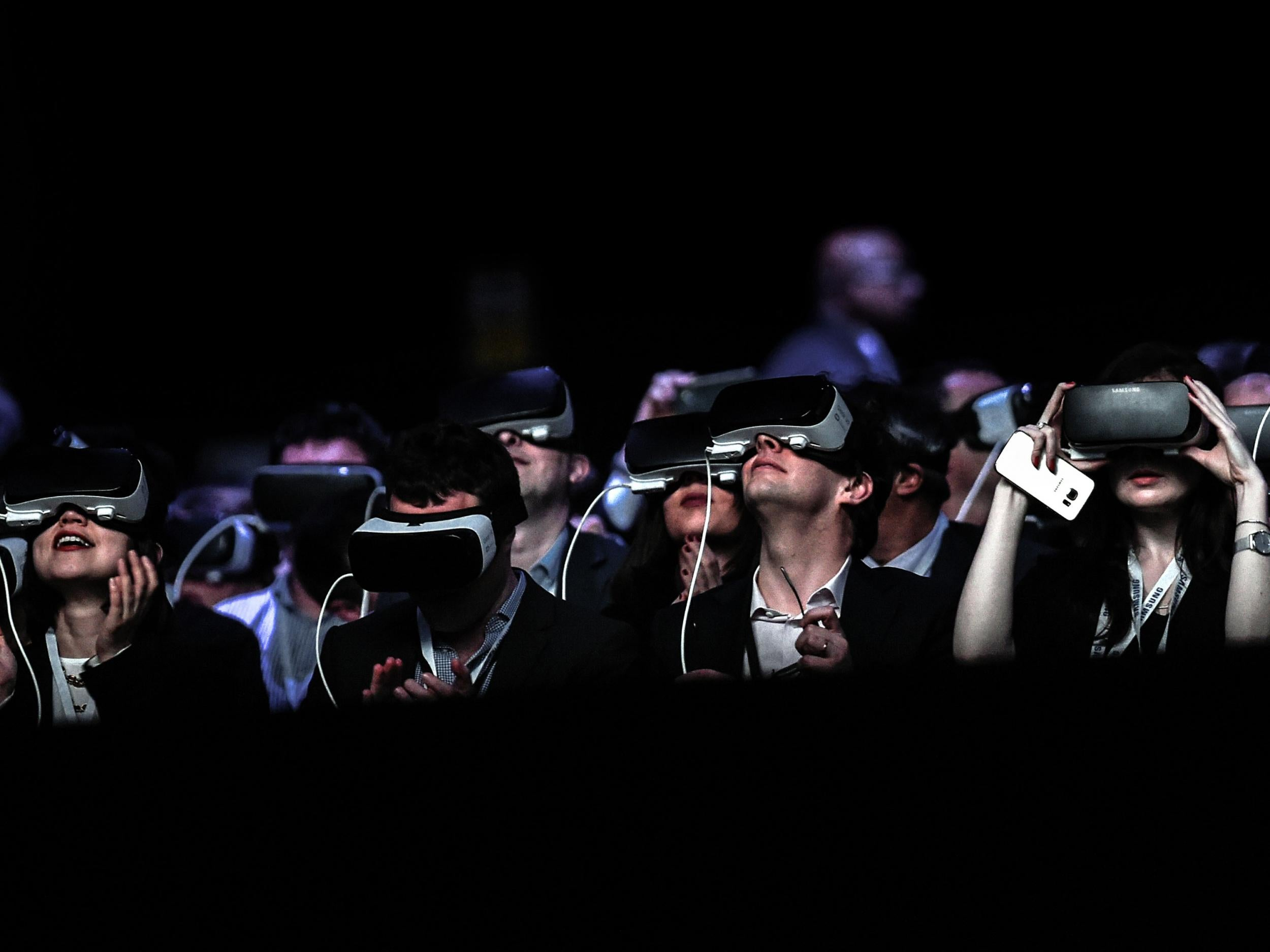 The 'Google of virtual reality' could be just around the corner, senior VR executive says