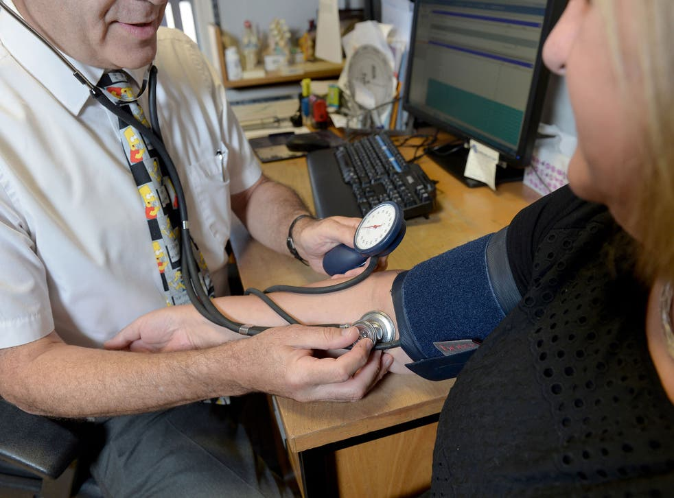 The doctors surveyed were all working in the southwest of England, but the British Medical Association and Royal College of GPs said the findings were applicable across the UK
