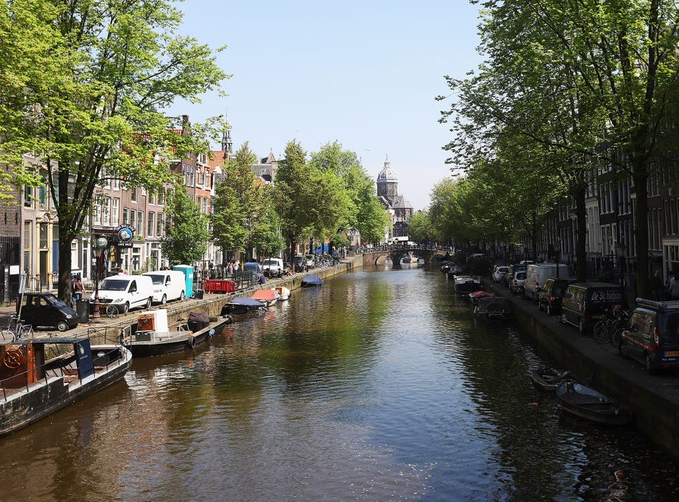 Young, hip Amsterdam is just an hour's flight from London