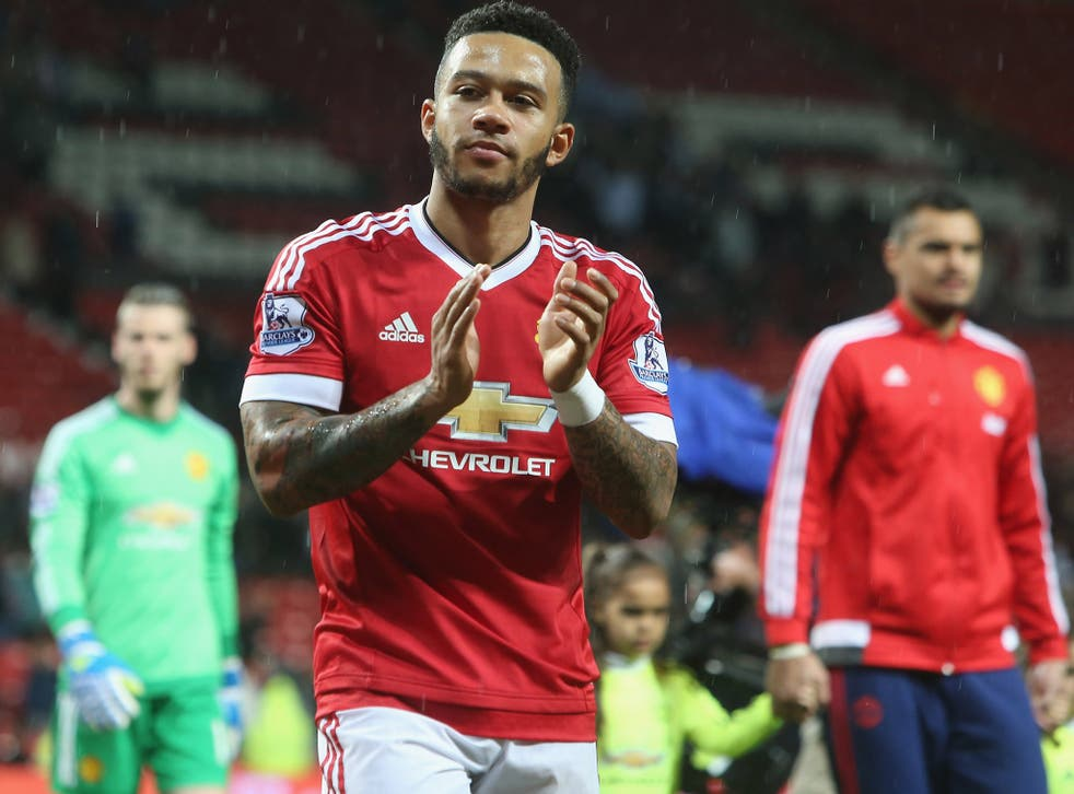 Memphis Depay did not travel to Wembley Stadium for the FA Cup final
