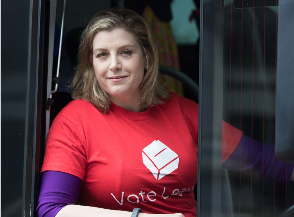 Penny Mordaunt claims Turkish membership in the EU will put the NHS under huge strain