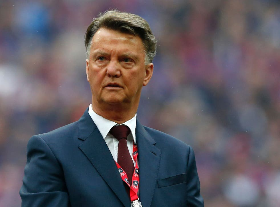 Van Gaal lost the respect of the Old Trafford dressing room