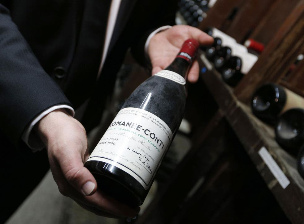 Romanée-Conti has been a favourite target for fraudsters