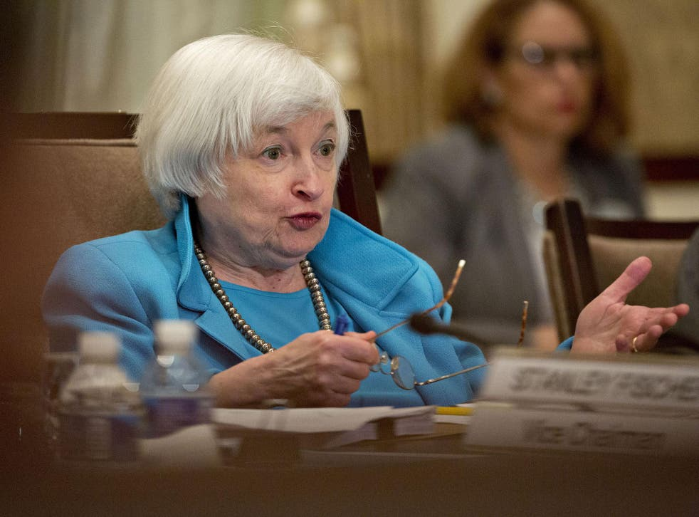 Janet Yellen's every word is routinely scrutinised for any hint that the Federal Reserve might be about to put up interest rates