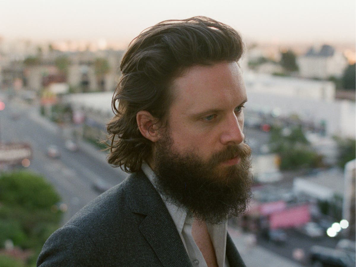 Father John Misty at the Rio Cinema, London, review: Confrontational,  cynical, satirical, amusing | The Independent | The Independent
