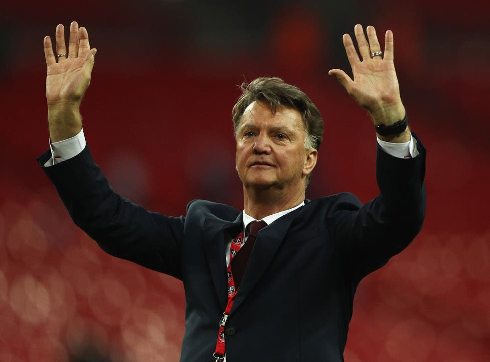Louis Van Gaal was finally dismissed on Monday night by Manchester United