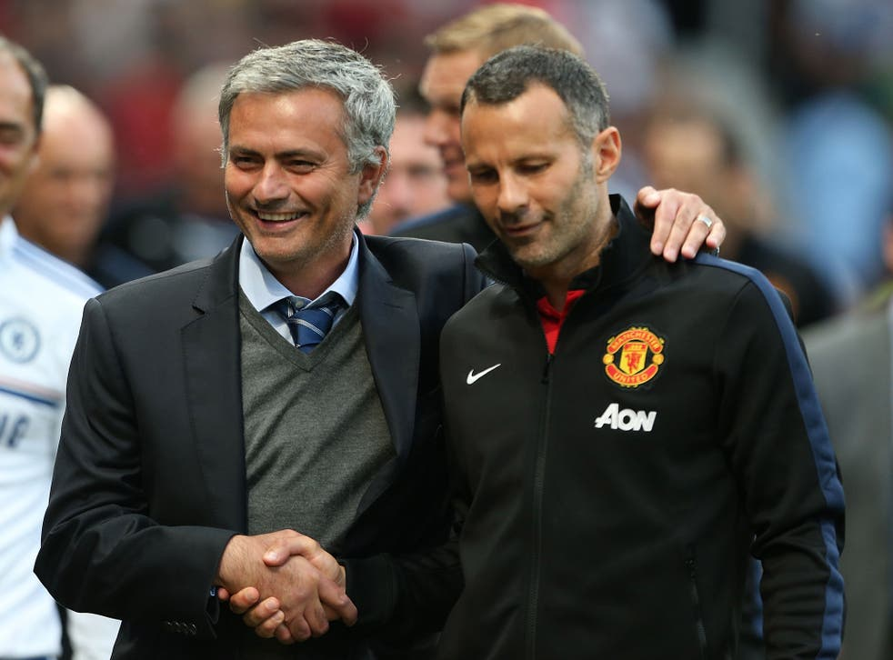 Mourinho is reportedly keen to retain Giggs' services