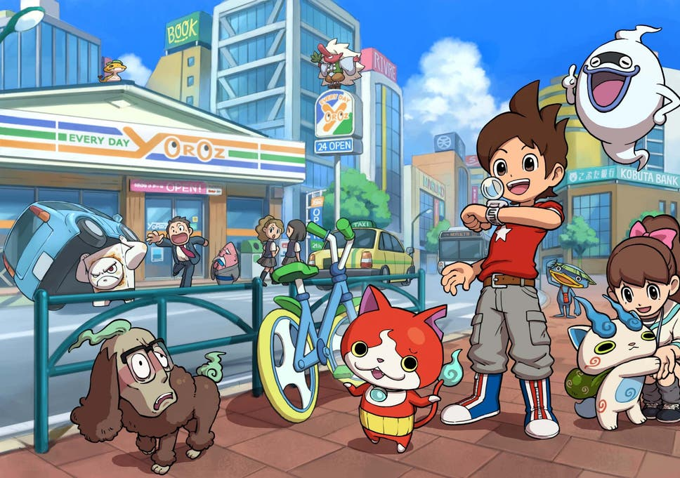 Yo-Kai Watch review, 3DS: 'A welcome addition to the monster