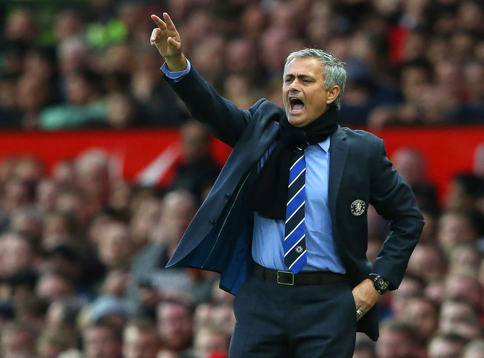 Jose Mourinho is expected to be named Manchester United manager this week