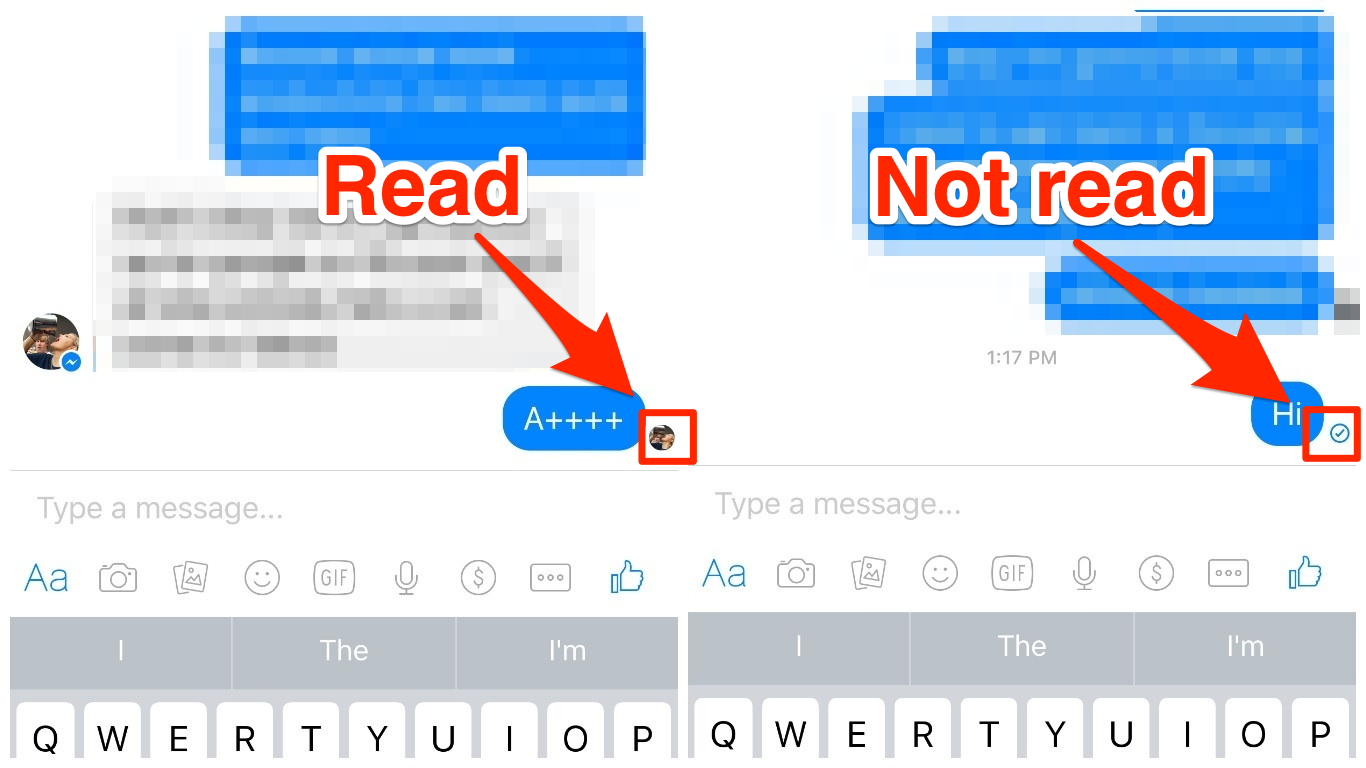 How To Tell If Someone Has Read Your Facebook Message The Independent