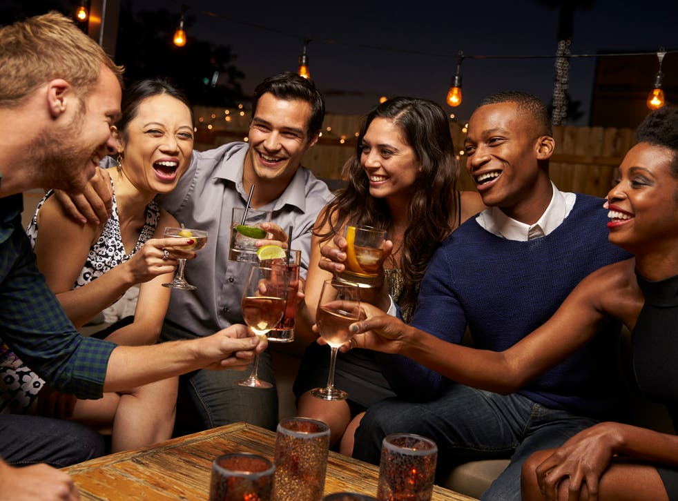 Scientists say younger people may 'shop' for friends before settling down